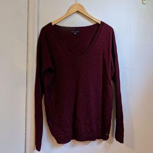 AEO oversized sweater